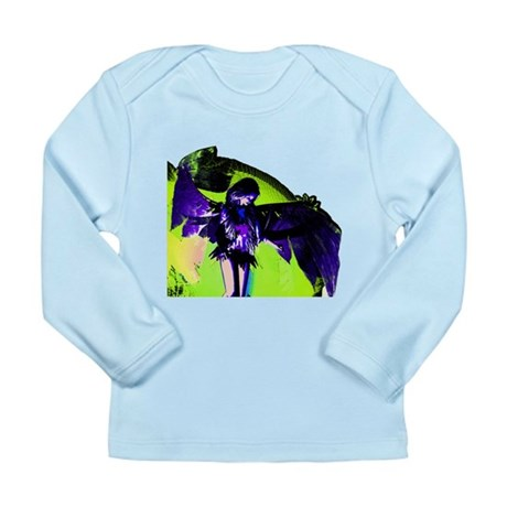 Angel Art Long Sleeve Infant T-Shirt