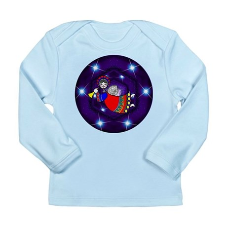 Flying Angel Long Sleeve Infant T-Shirt