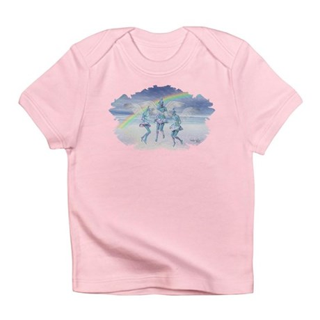 Angels and Rainbows Infant T-Shirt