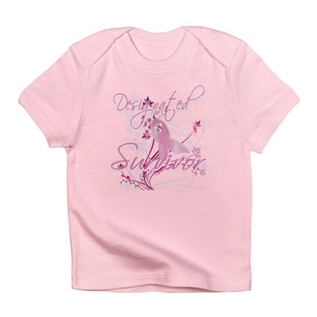Pink Ribbon Survivor Infant T-Shirt