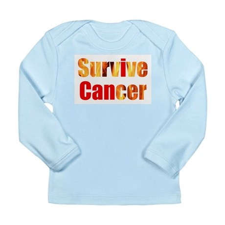 I Can Long Sleeve Infant T-Shirt