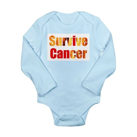 I Can Long Sleeve Infant Bodysuit