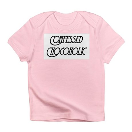 Confessed Chocoholic Infant T-Shirt