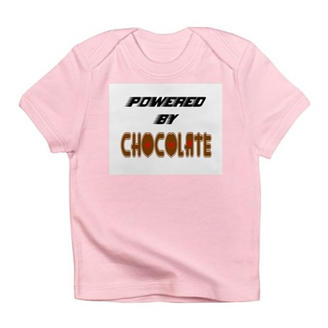 Powered by Chocolate Infant T-Shirt