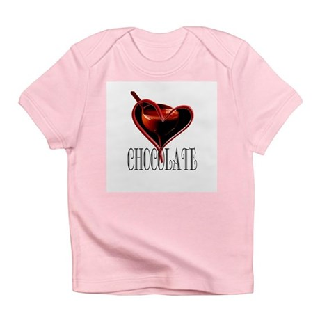 CHOCOLATE Infant T-Shirt