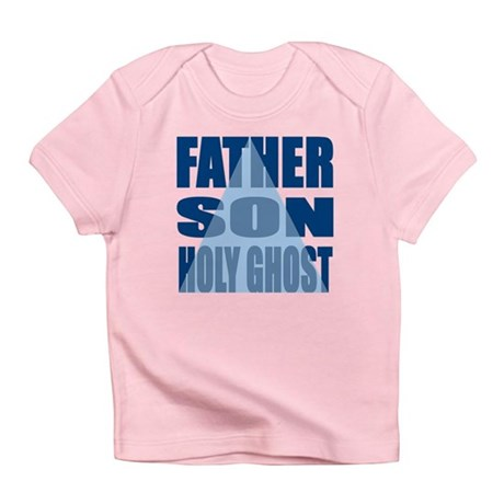 Dark Blue Trinity Infant T-Shirt