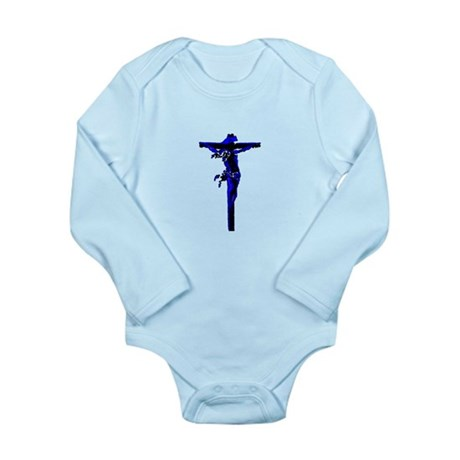 Calvary Long Sleeve Infant Bodysuit