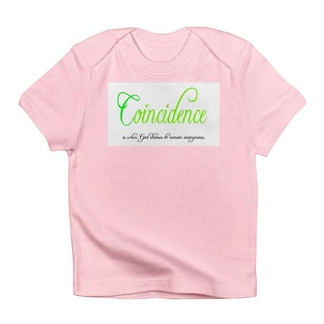 Coincidence Infant T-Shirt