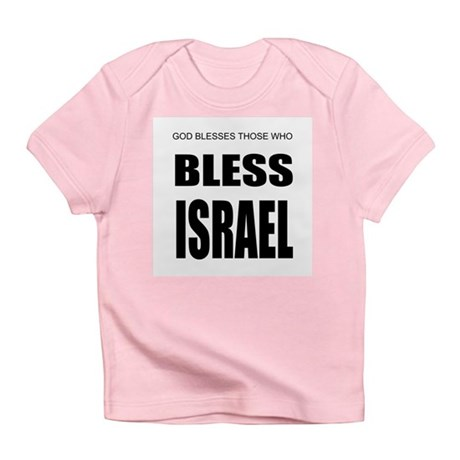 Bless Israel Infant T-Shirt