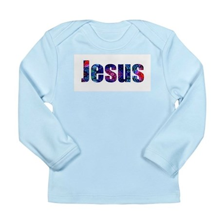 Jesus Long Sleeve Infant T-Shirt