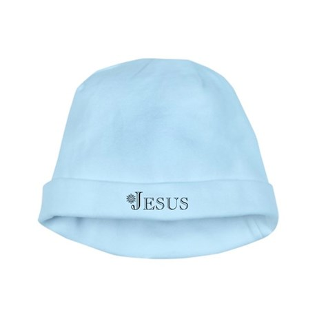 Jesus baby hat
