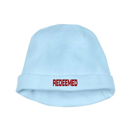 Redeemed baby hat