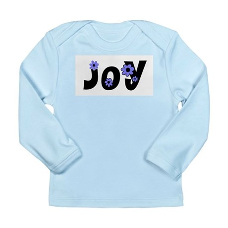 Joy Long Sleeve Infant T-Shirt