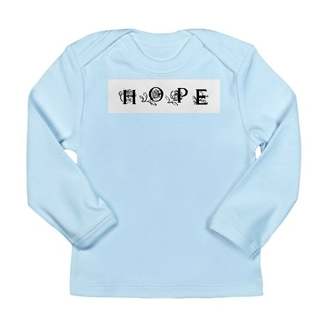 Hope Long Sleeve Infant T-Shirt