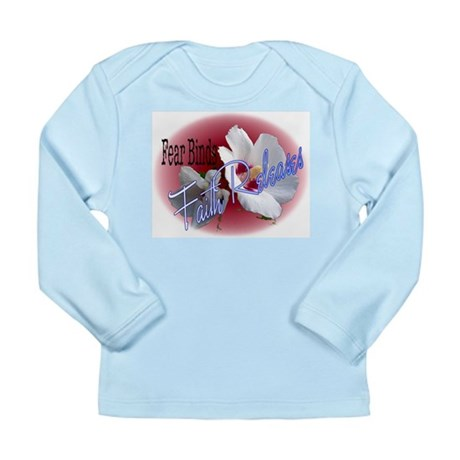 Faith Releases Long Sleeve Infant T-Shirt