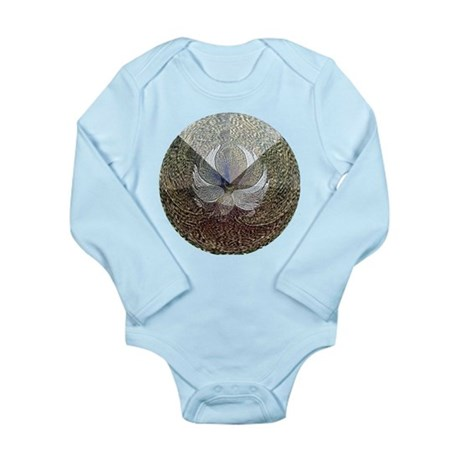 Guardian Angel Long Sleeve Infant Bodysuit
