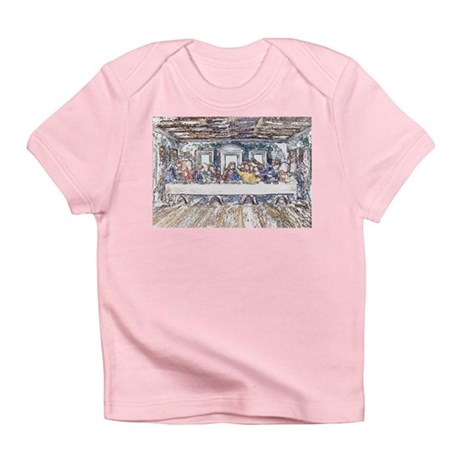 Last Supper Infant T-Shirt