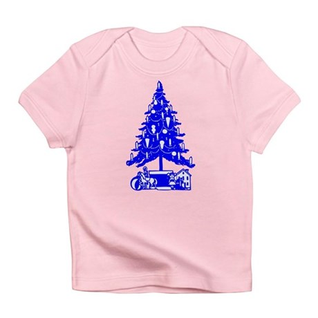 Christmas Tree Infant T-Shirt