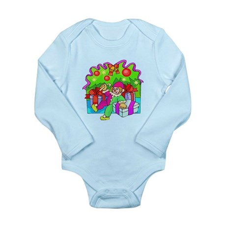 Under the Tree Long Sleeve Infant Bodysuit