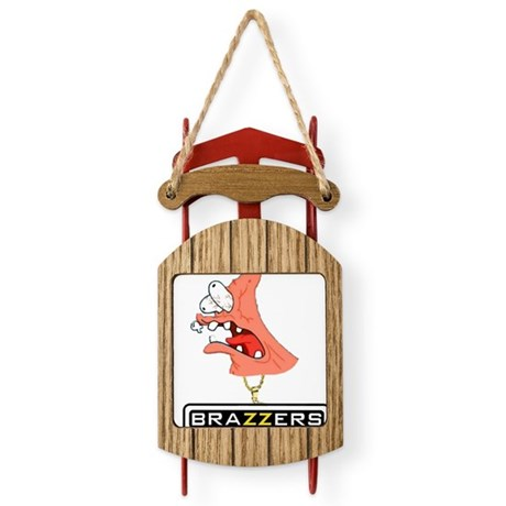 Mailbox Snowman Christmas Stocking