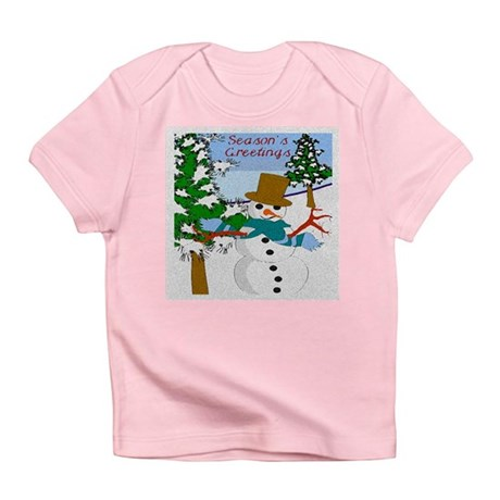 Season's Greetings Infant T-Shirt