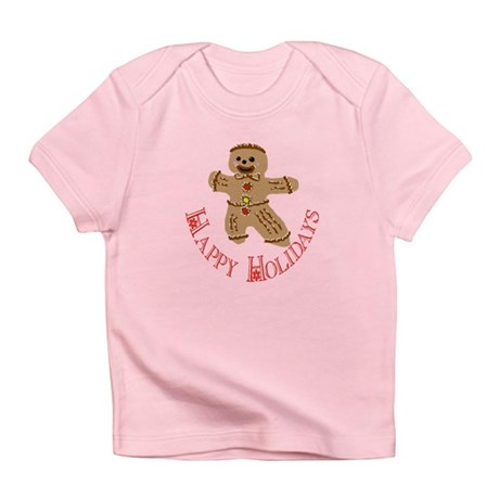 Gingerbread Man Infant T-Shirt
