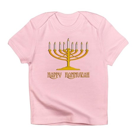 Happy Hanukkah Infant T-Shirt
