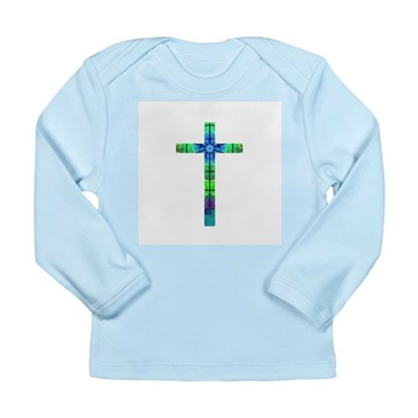 Cross 013 Long Sleeve Infant T-Shirt