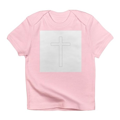 Simple Cross Infant T-Shirt