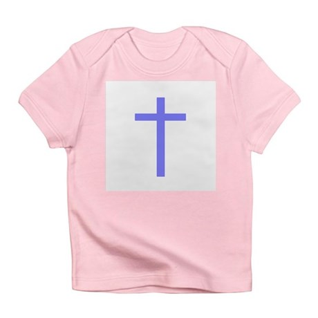 Purple Cross Infant T-Shirt