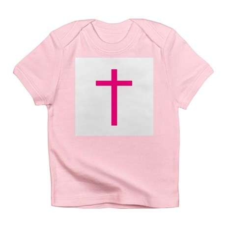 Pink Cross Infant T-Shirt