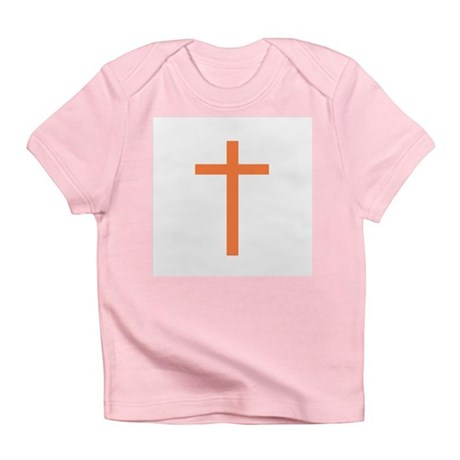 Orange Cross Infant T-Shirt