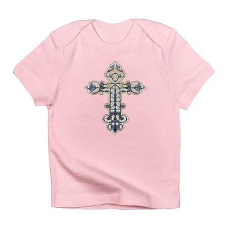 Ornate Cross Infant T-Shirt