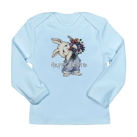 Easter Bunny Long Sleeve Infant T-Shirt