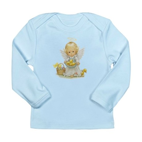 Easter Angel Long Sleeve Infant T-Shirt