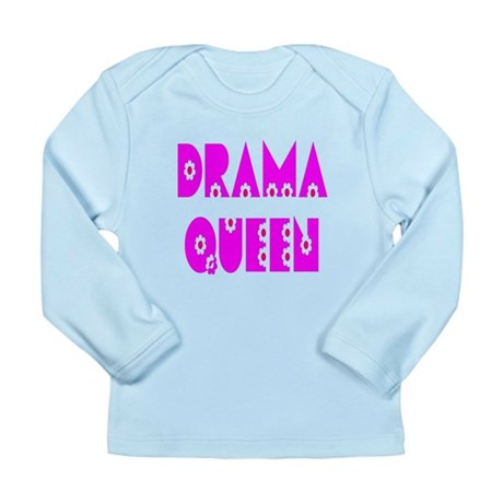 Drama Queen Long Sleeve Infant T-Shirt
