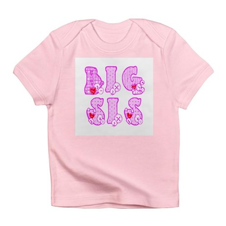 Big Sis Infant T-Shirt