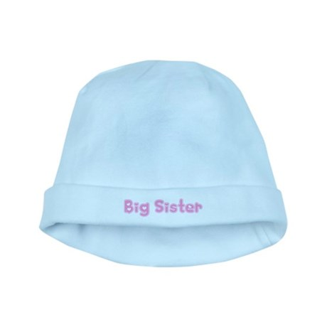 Big Sister baby hat