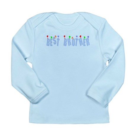 Best Brother Long Sleeve Infant T-Shirt