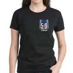 5.0 Mustang Women's Dark T-Shirt