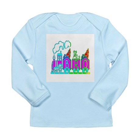 BRO Train II Long Sleeve Infant T-Shirt