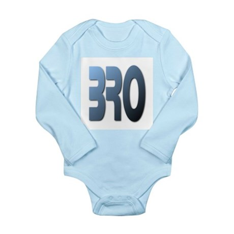 BRO Long Sleeve Infant Bodysuit