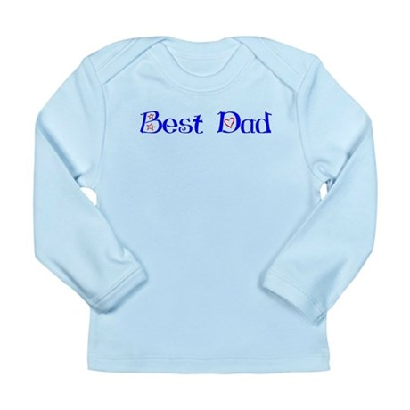 Best Dad Long Sleeve Infant T-Shirt