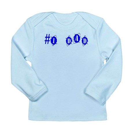 Dad Long Sleeve Infant T-Shirt