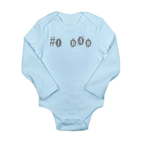 Dad Long Sleeve Infant Bodysuit