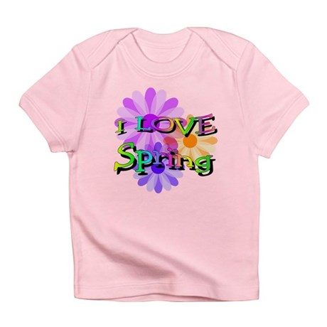 Love Spring Infant T-Shirt