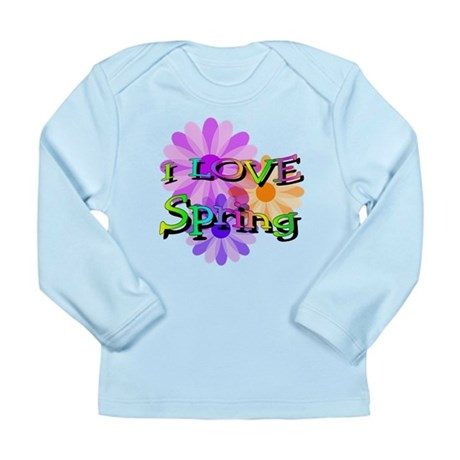Love Spring Long Sleeve Infant T-Shirt