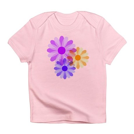 Flowers Infant T-Shirt