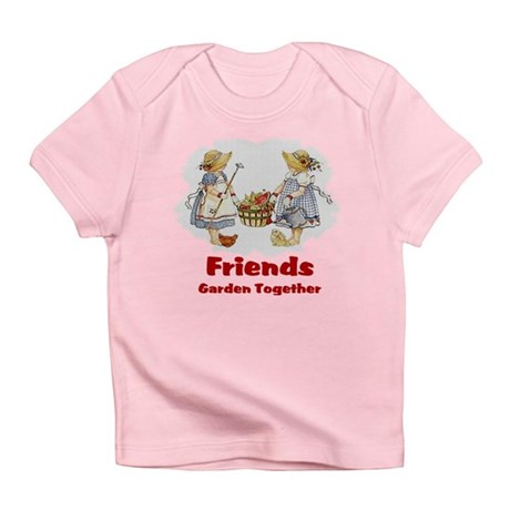Friends Garden Together Infant T-Shirt
