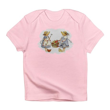 Girls Garden Infant T-Shirt